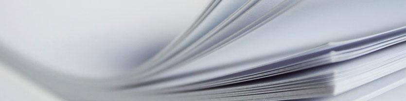 ¿Porqué es importante el gramaje del papel?