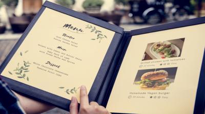 Papeles para restaurantes